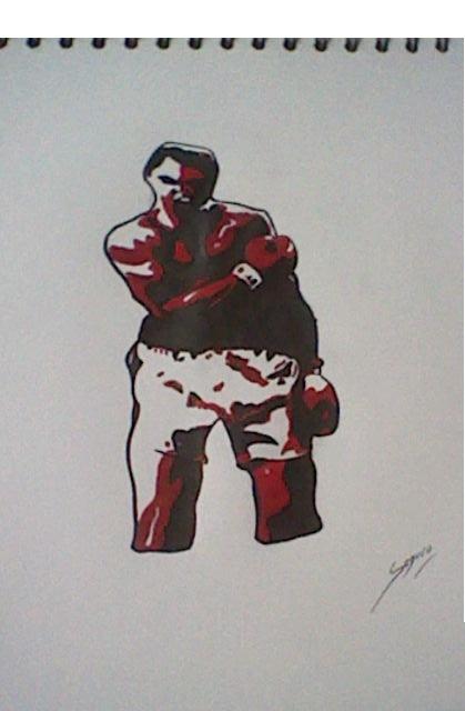 Muhammad Ali by vanessa17708